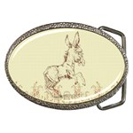 Donkey 5 Belt Buckle