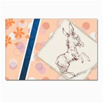 Donkey 5 Postcards 5  x 7  (Pkg of 10)