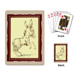 Donkey 5 Playing Cards Single Design