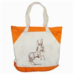 Donkey 5 Accent Tote Bag