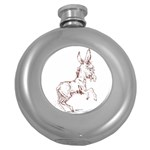 Donkey 5 Hip Flask (5 oz)