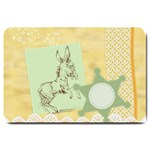 Donkey 5 Large Doormat