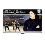 Michael Jackson Business Card Holder