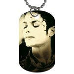 Michael Jackson Dog Tag (Two Sides)