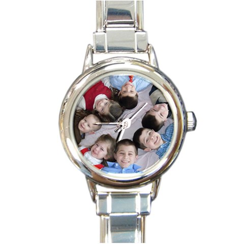 By Lynne   Round Italian Charm Watch   Dvll1qkdt1fx   Www Artscow Com Front