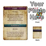 Prophecy Civilization Events Deck - Playing Cards 54 Designs