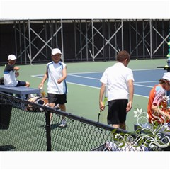 Nat Tennis Center Calendar By Cyril Gittens   Wall Calendar 11  X 8 5  (12 Months)   Xpx3nh6sn6rw   Www Artscow Com Month