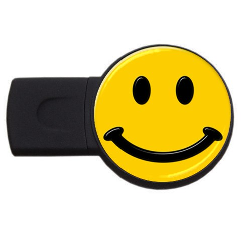Usb Thing By Bronwyn Haines   Usb Flash Drive Round (4 Gb)   I6za0vgkf19t   Www Artscow Com Front