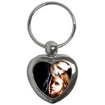 Twilight Key Chain (Heart)