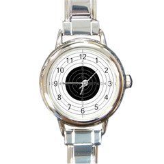 JEWELRY & WATCHES Round Italian Charm Watch by onlinebestprint