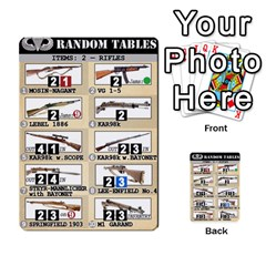 Airborne Deck Layout By James Hebert   Multi Purpose Cards (rectangle)   Zojdh1lc2y9c   Www Artscow Com Front 51
