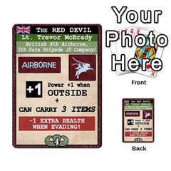 Airborne Deck Layout By James Hebert   Multi Purpose Cards (rectangle)   Zojdh1lc2y9c   Www Artscow Com Front 15