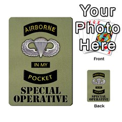 Airborne Deck Layout By James Hebert   Multi Purpose Cards (rectangle)   Zojdh1lc2y9c   Www Artscow Com Back 15