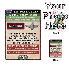 Airborne Deck Layout By James Hebert   Multi Purpose Cards (rectangle)   Zojdh1lc2y9c   Www Artscow Com Front 16