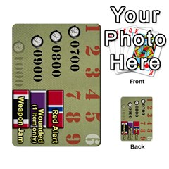 Airborne Deck Layout By James Hebert   Multi Purpose Cards (rectangle)   Zojdh1lc2y9c   Www Artscow Com Front 40