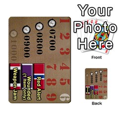Airborne Deck Layout By James Hebert   Multi Purpose Cards (rectangle)   Zojdh1lc2y9c   Www Artscow Com Front 41