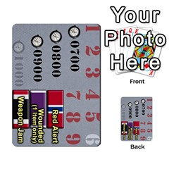 Airborne Deck Layout By James Hebert   Multi Purpose Cards (rectangle)   Zojdh1lc2y9c   Www Artscow Com Front 42
