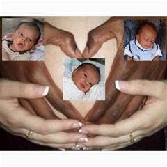 Baby Ej By Cheryl   Collage 8  X 10    G4zstpd61fa8   Www Artscow Com 10 x8 Print - 3