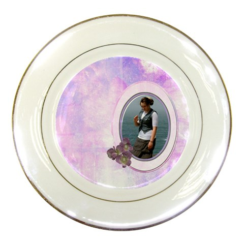 Angie Kit Part 1 Plate2 By Amyjo   Porcelain Plate   Yiuxjzg5hrjz   Www Artscow Com Front