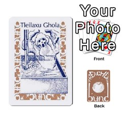 Treacheryheros34to36 By Frank Molina   Playing Cards 54 Designs   F19tl0i0c5d0   Www Artscow Com Front - Diamond2