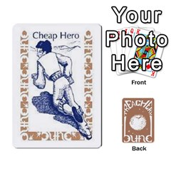 Treacheryheros34to36 By Frank Molina   Playing Cards 54 Designs   F19tl0i0c5d0   Www Artscow Com Front - Club2