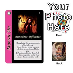 Sinful Rummy   Special Cards By Daisy   Playing Cards 54 Designs   Mc45uxjyl2jl   Www Artscow Com Front - Heart3