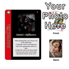 Sinful Rummy   Special Cards By Daisy   Playing Cards 54 Designs   Mc45uxjyl2jl   Www Artscow Com Front - Heart5
