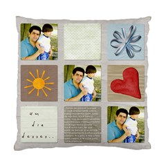 By Valeria Gouveia   Standard Cushion Case (two Sides)   Jhsffbkftqmt   Www Artscow Com Front