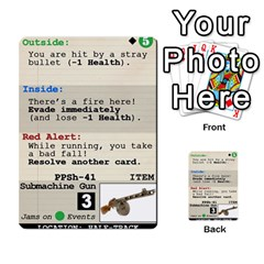 Geronimo! Airborne Expansion By James Hebert   Multi Purpose Cards (rectangle)   Iwu2mfw1tzgd   Www Artscow Com Front 16