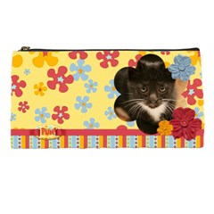 Colorful Pencil Case By Mikki   Pencil Case   J57wbtizwje4   Www Artscow Com Front