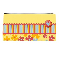 Colorful Pencil Case By Mikki   Pencil Case   J57wbtizwje4   Www Artscow Com Back