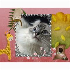 2010 Calender By Maggie Li   Wall Calendar 11  X 8 5  (12 Months)   Jr0fe7mepss8   Www Artscow Com Month