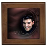 Elvis Presley Framed Tile