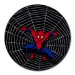 Spiderman Round Mousepad