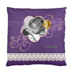 Nan Nan s purple cusion - Standard Cushion Case (Two Sides)