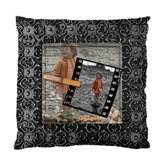 Jenns Cushion By Catvinnat   Standard Cushion Case (two Sides)   9f6l5bx7zaok   Www Artscow Com Front