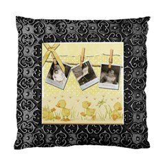 Jenns Cushion By Catvinnat   Standard Cushion Case (two Sides)   9f6l5bx7zaok   Www Artscow Com Back