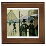 RainyParis Framed Tile