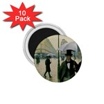 RainyParis 1.75  Magnet (10 pack)