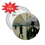RainyParis 2.25  Button (10 pack)