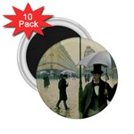 RainyParis 2.25  Magnet (10 pack)