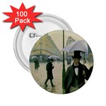 RainyParis 2.25  Button (100 pack)