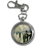 RainyParis Key Chain Watch