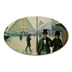RainyParis Magnet (Oval)