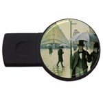 RainyParis USB Flash Drive Round (1 GB)