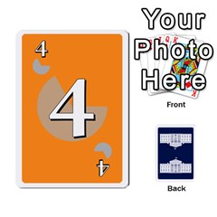 Trail To The White House   1/2 By Beowulf   Playing Cards 54 Designs (rectangle)   V65skll6y7jm   Www Artscow Com Front - Heart5