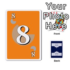 Trail To The White House   1/2 By Beowulf   Playing Cards 54 Designs (rectangle)   V65skll6y7jm   Www Artscow Com Front - Heart9