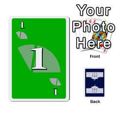 Trail To The White House   1/2 By Beowulf   Playing Cards 54 Designs (rectangle)   V65skll6y7jm   Www Artscow Com Front - Diamond2