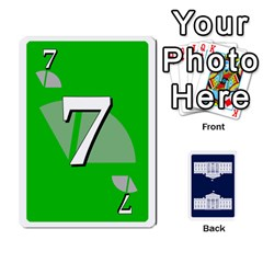 Trail To The White House   1/2 By Beowulf   Playing Cards 54 Designs (rectangle)   V65skll6y7jm   Www Artscow Com Front - Diamond8