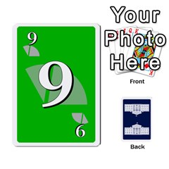 Trail To The White House   1/2 By Beowulf   Playing Cards 54 Designs (rectangle)   V65skll6y7jm   Www Artscow Com Front - Diamond10